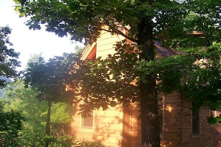 Charming Lake Lure Cabin-Lovely View,Pet Friendly!