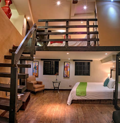 Loft Superior en Hotel Boutique Valle de Guadalupe