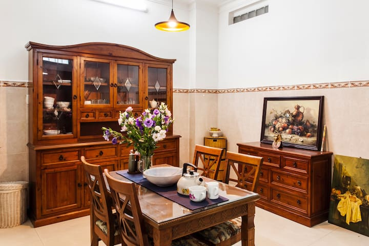 Ly's House Private Room #D01 - Ho Chi Minh City - Hus