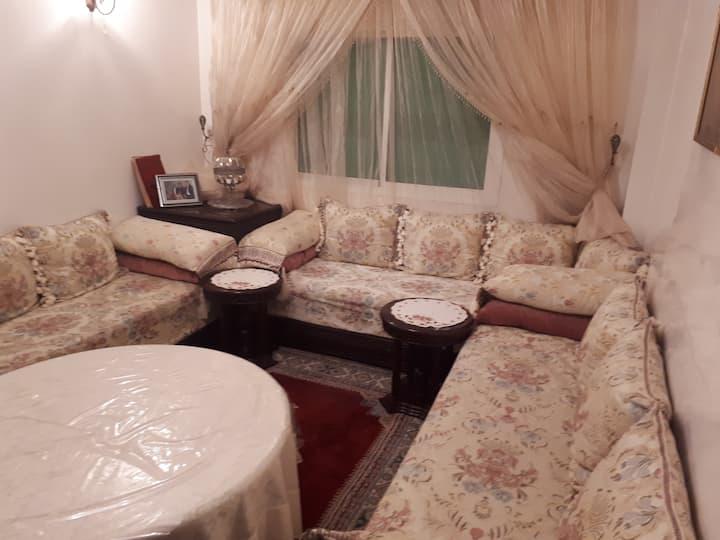 cosy appartement F3 avec petit séjour