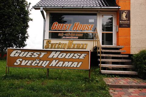 Komfortita guest house