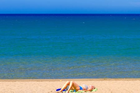Eden apt 3 sea view - Chania