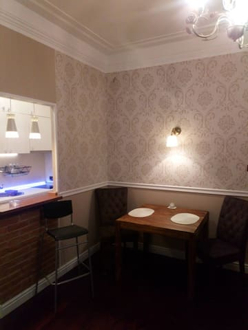 Hidden gem-cozy-also ideal for business travellers