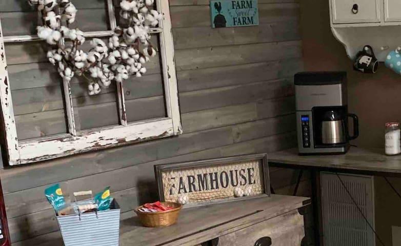Farmhouse Loft in the City