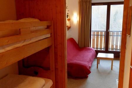Cosy appartement 2 pièces et balcon - Appartement