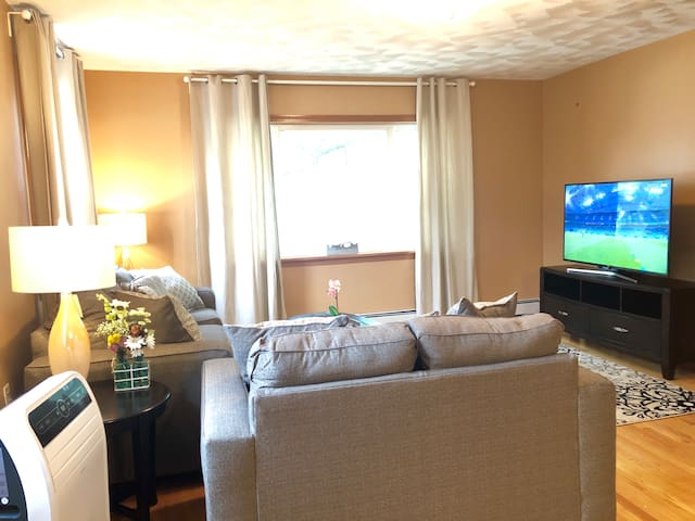 Beautiful, Clean, Spacious 3BR Unit - Free Parking
