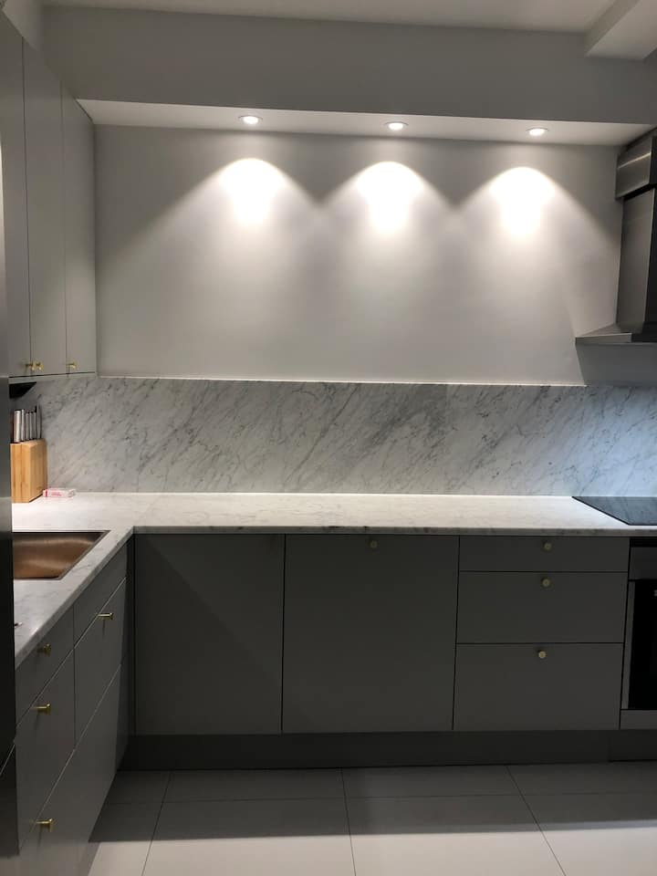 Newly renovated apartment in the heart of Gbg