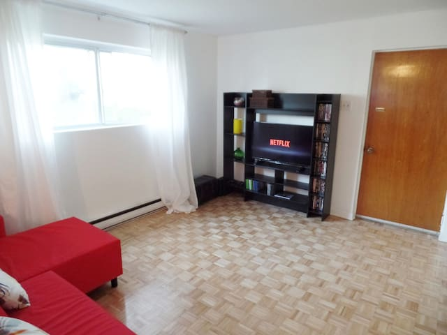 AT HOME, YOU WILL FEEL - Montreal - Apartamento