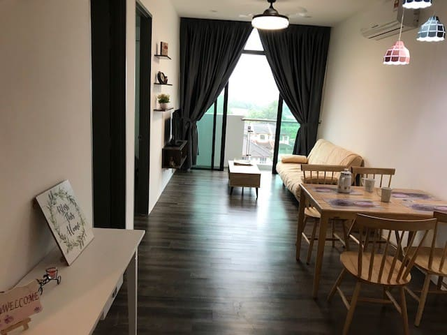 Apartment for all@HK Square, Kuching