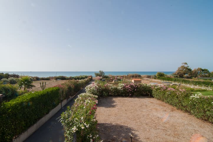 Villetta on the beach - Piana Calzata - Apartment