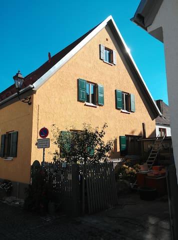 Oba's Heisle (in der Altstadt von Lauingen) - Lauingen - Konukevi