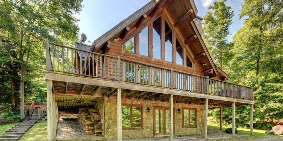 Chalet Dalal, Mont-Tremblant area(up to 14 guests)