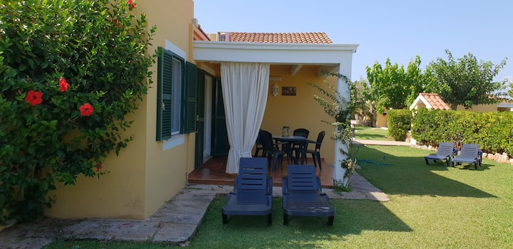 Nice and quiet apartment 7km from Ciutadella