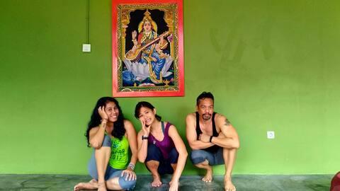 Yoga Villa Bogor City~Yoga Class~Free Breakfast