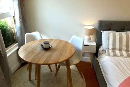 Modern Guesthouse close to the beach and cafes