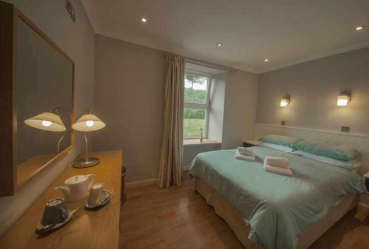 Beautiful double room at the heart of Snowdonia