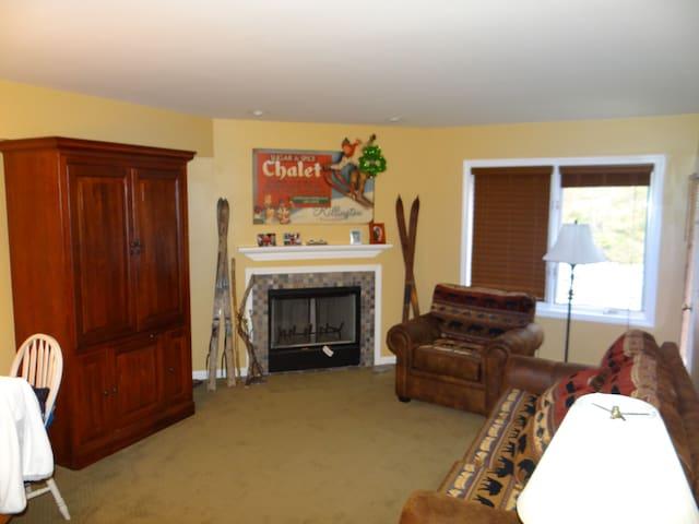 Pico Ski Mountain 2 Bedroom Condo, Killington VT - Rutland - Condominium