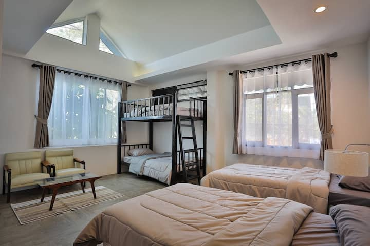 Private Bedroom Family Suite