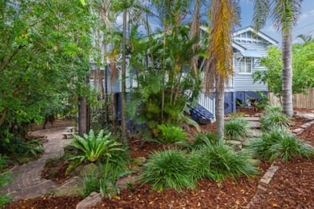 A Queenslander experience close to the city