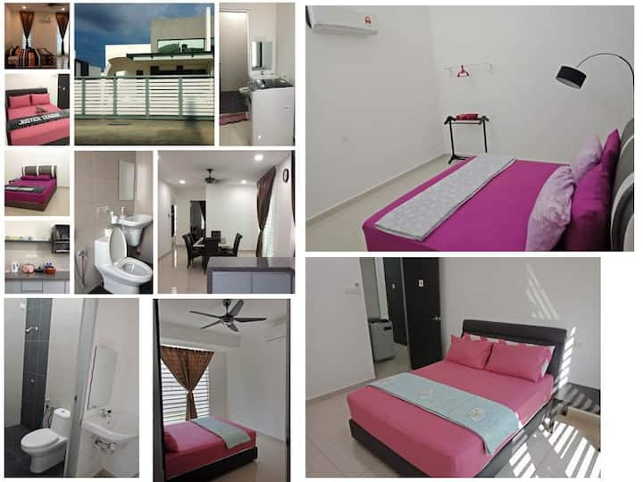 Darul Aman Vacation Home (Unlimited WiFi)