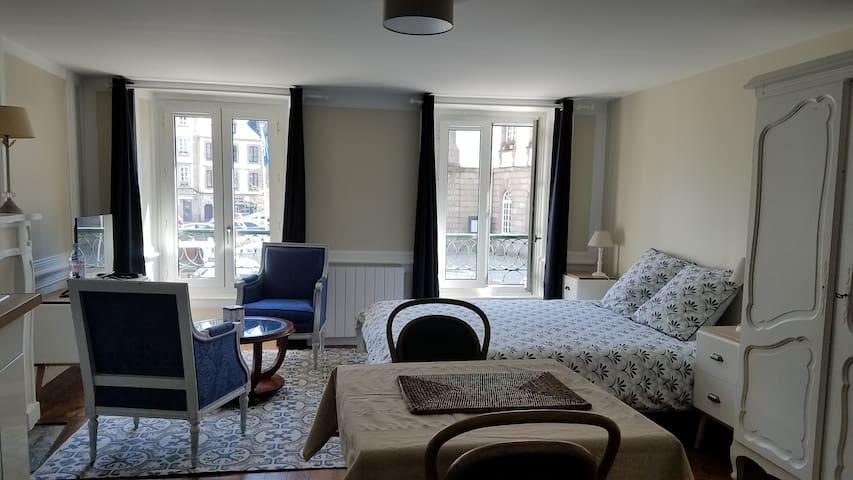 Appart'hotel de la Mairie - Studio Otages