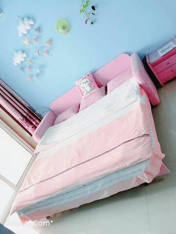 双人1.8/2米超大多公能沙发床,和超大双人床一样大