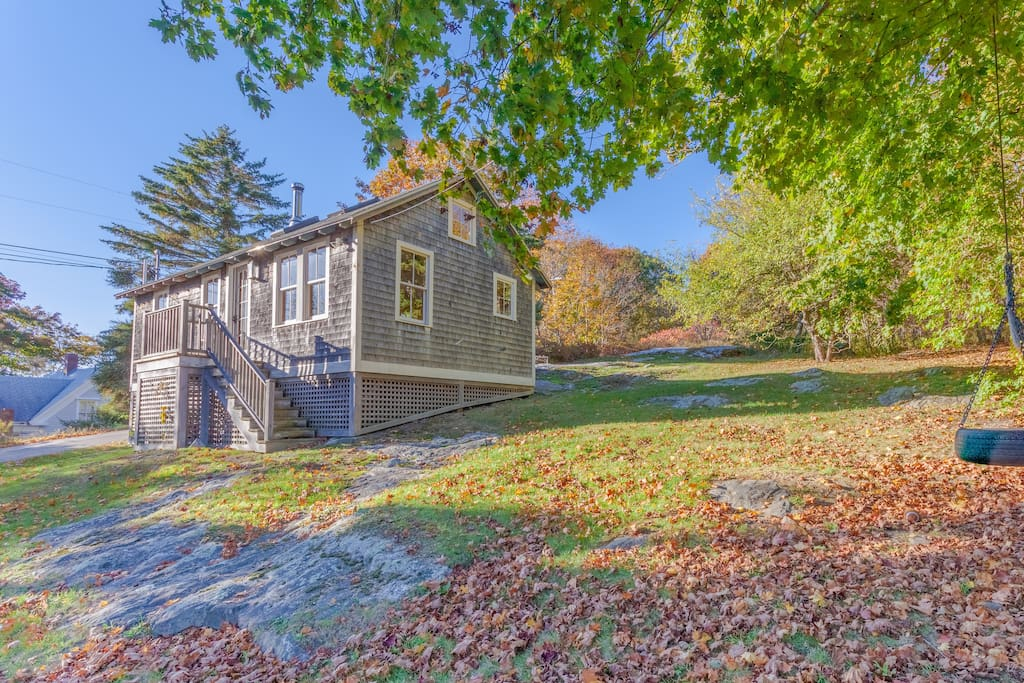 Rent our cottage in conjunction with the main house for larger gatherings.
