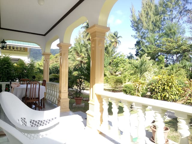 Villa Payanke (Les Chalets d'Anse Reunion)