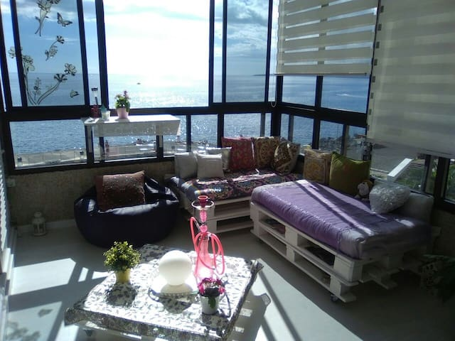 Apartamento en 1 linea de mar - Tabaiba - Appartamento