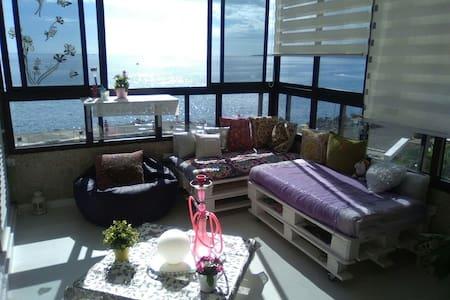 Apartamento en 1 linea de mar - Tabaiba - Lägenhet