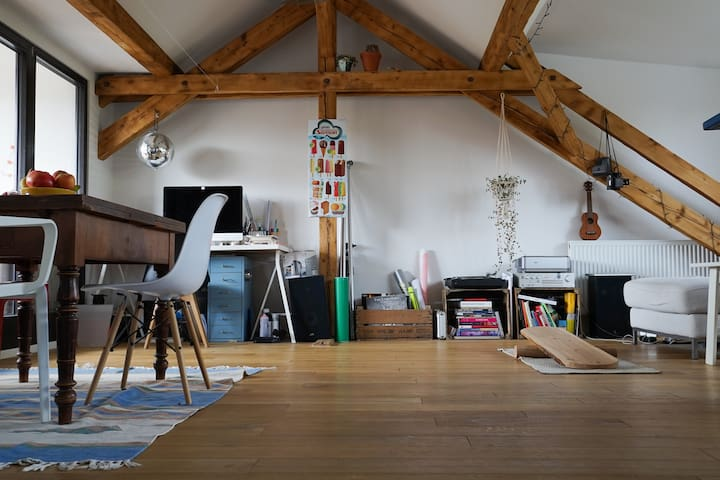 Lake Life in Konstanz - Bedroom in shared flat
