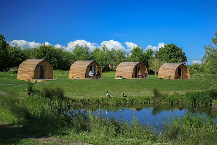The Blackberry Glamping Pod