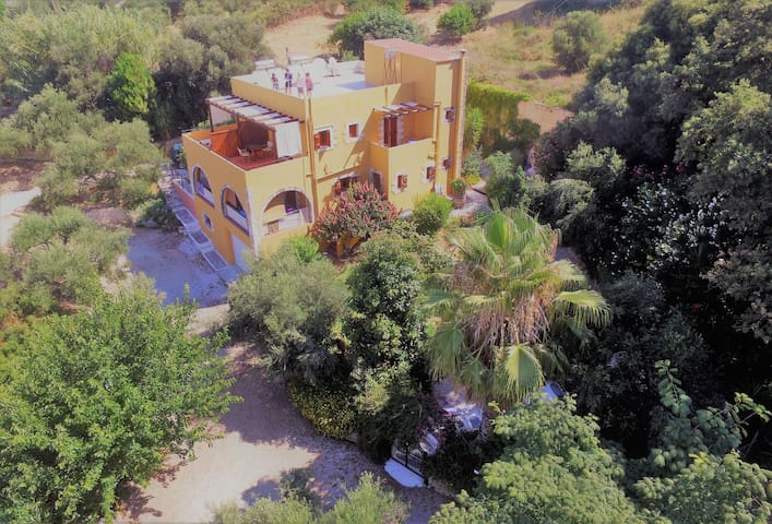 Arete Crete Adults Only - The Jali Apartment