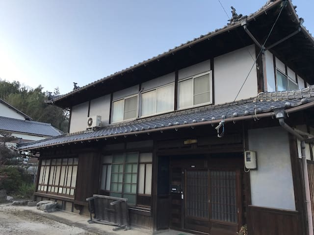 Best place for Shimanami Tourist!! - Imabari - House