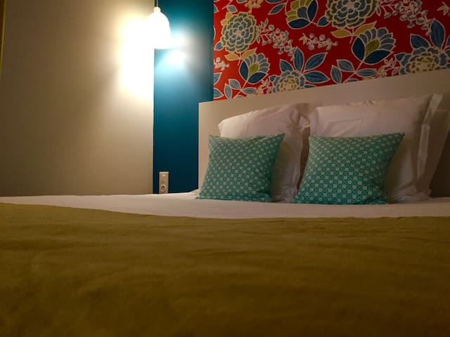 """Appartement à 30M de la mer """"l'échappée mer"""" - Sainte-Adresse - Villa"""