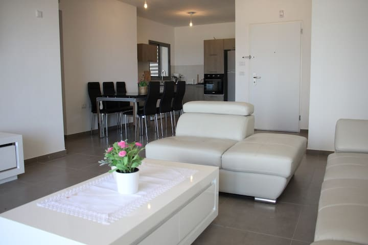 3BD beachfront vecation place - Ashkelon - Apartemen