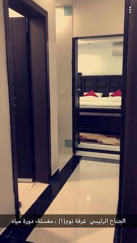شقة جديدة  بمكة المكرمة / New apartment in Mecca