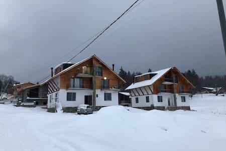 Mariam's Mountain Apartment In Bakuriani