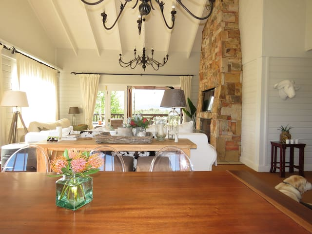 Beautiful country home on the Garden Route! - South Cape DC - Casa