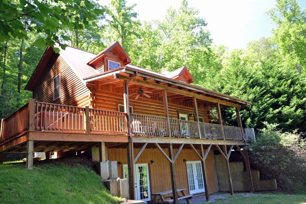 Rising Ridge Cabin Cabins For Rent In Whittier North