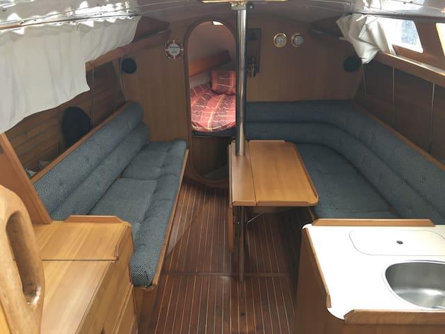 Loger dans un bateau?