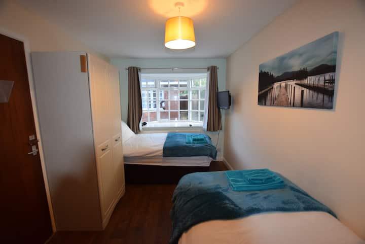 **The Watling Inn**Beautiful Double Room*Nuneaton
