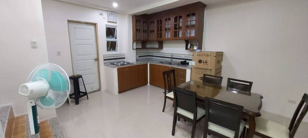 Furnished one room apartment in Jaro, Iloilo city