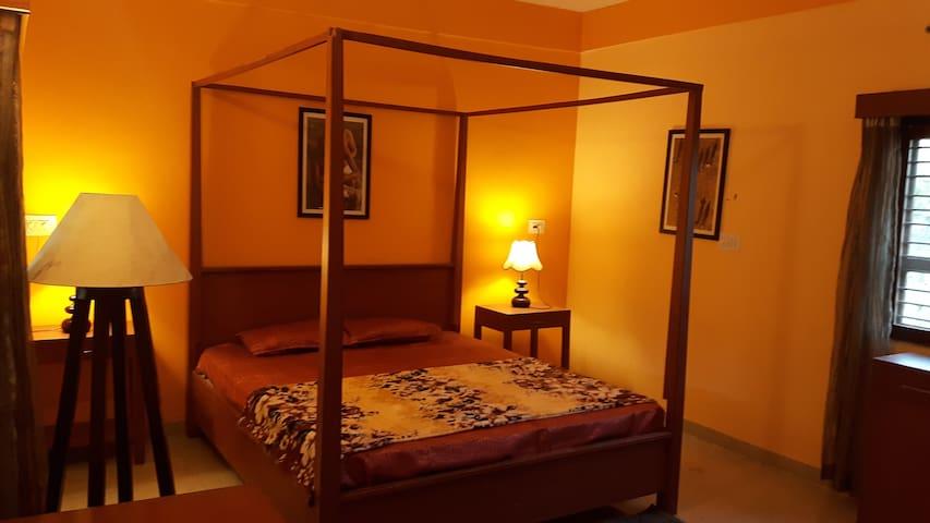 A Bangalore Farmstay- a breath of fresh air...2/5 - Bangalore - Casa