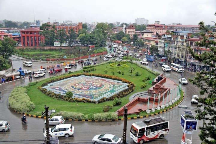 Kathmandu Sojourn- Home away from home!(Apartelle)