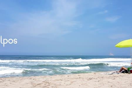 RELAX!! Depa súper lindo y amoblado - Playa Pulpos