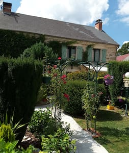 Quiétude en Auvergne - Rumah