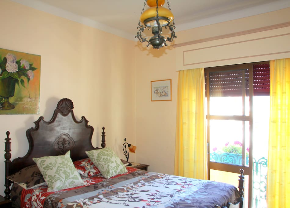 """Abacate"" Double Room"