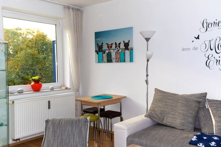 Gemütliche Wohnung in zentraler & ruhiger Lage - Braunschweig - Appartement