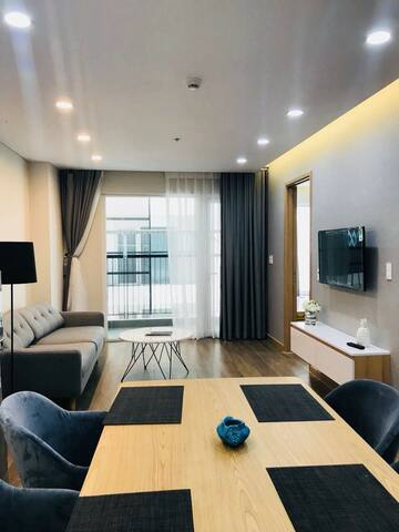 Fhome Serviced Apartment at the central of Da Nang